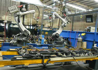 Rapid Robotic Manufacturing Automation / Industry Robotics And Autonomous Systems